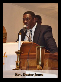 Rev. Dexter Jones photo